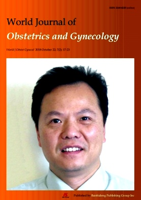 World Journal of Obstetrics and Gynecology2018年第02期