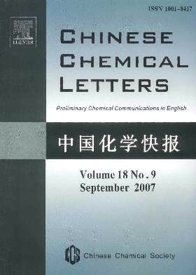 《Chinese Chemical Letters》2007年09期