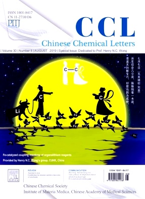 Chinese Chemical Letters2019年第08期