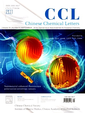 Chinese Chemical Letters2019年第09期
