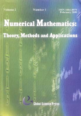 《Numerical Mathematics:Theory,Methods and Applications》2009年01期