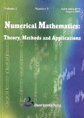 Numerical Mathematics(Theory,Methods and Applications)2009年第03期