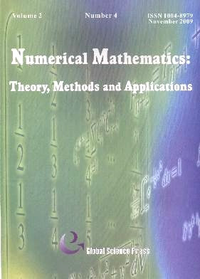 Numerical Mathematics(Theory,Methods and Applications)2009年第04期