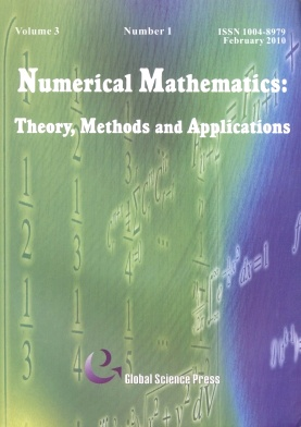 Numerical Mathematics(Theory,Methods and Applications)2010年第01期