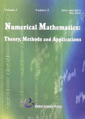Numerical Mathematics(Theory,Methods and Applications)2010年第02期
