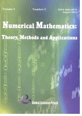 Numerical Mathematics(Theory,Methods and Applications)2010年第03期