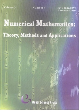 Numerical Mathematics(Theory,Methods and Applications)杂志