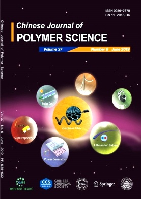 Chinese Journal of Polymer Science2019年第06期