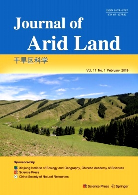 Journal of Arid Land2019年第01期