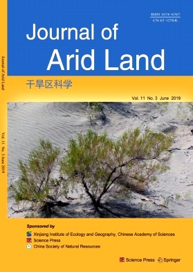 Journal of Arid Land2019年第03期