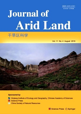Journal of Arid Land2019年第04期