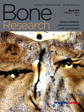 Bone Research2019年第01期