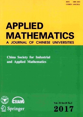 《Applied Mathematics:A Journal of Chinese Universities》2017年03期