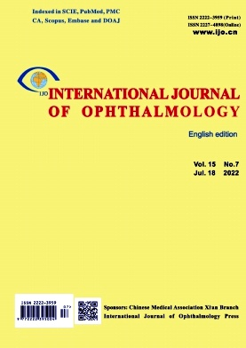 International Journal of Ophthalmology