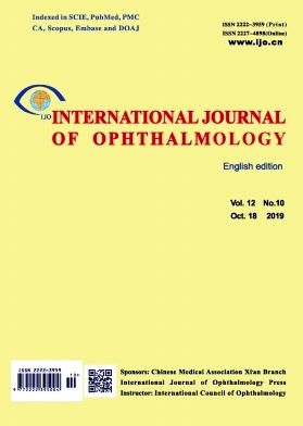 International Journal of Ophthalmology杂志