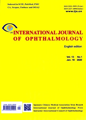 International Journal of Ophthalmology2020年第01期
