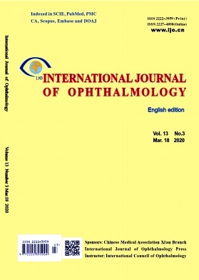 International Journal of Ophthalmology2020年第03期