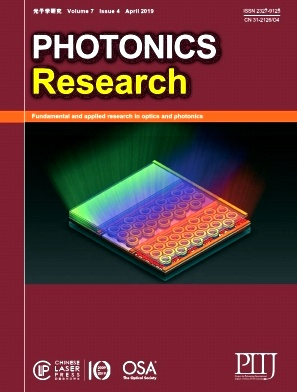 Photonics Research2019年第04期