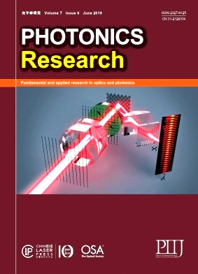 Photonics Research2019年第06期
