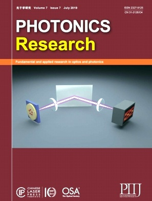 Photonics Research2019年第07期