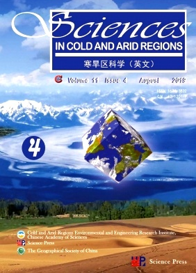 Sciences in Cold and Arid Regions杂志