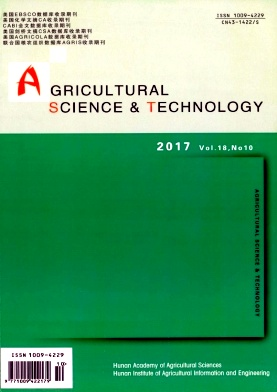 Agricultural Science & Technology电子杂志