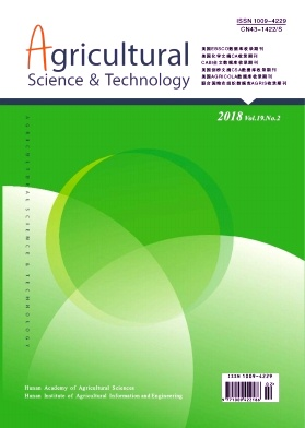 Agricultural Science & Technology2018年第02期