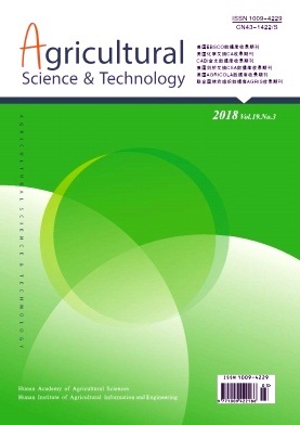 Agricultural Science & Technology2018年第03期