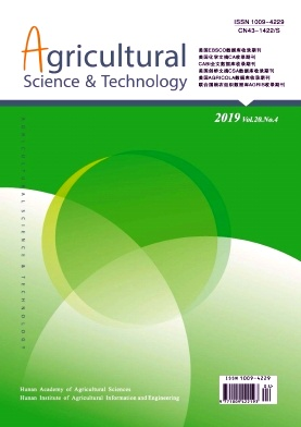 Agricultural Science & Technology2019年第04期