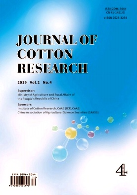 Journal of Cotton Research