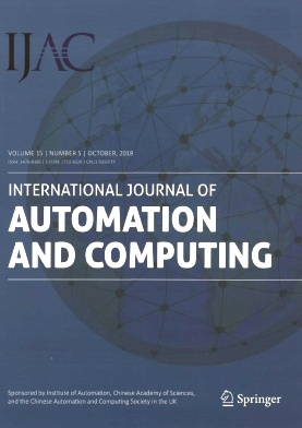 International Journal of Automation and Computing杂志