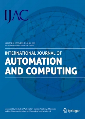 International Journal of Automation and Computing2019年第03期
