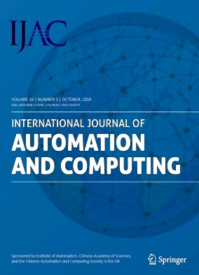 International Journal of Automation and Computing2019年第05期
