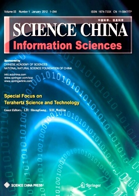 《Science China(Information Sciences)》2012年01期