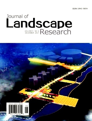 《Journal of Landscape Research》2017年06期