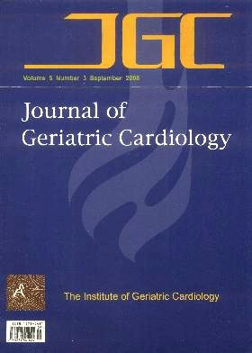 Journal of Geriatric Cardiology杂志