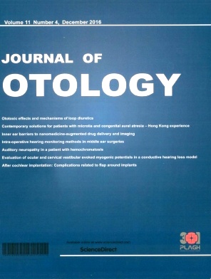Journal of Otology杂志