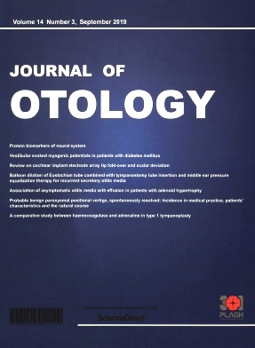 Journal of Otology