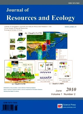 Journal of Resources and Ecology杂志电子版2010年第02期
