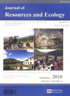 Journal of Resources and Ecology杂志电子版2010年第04期