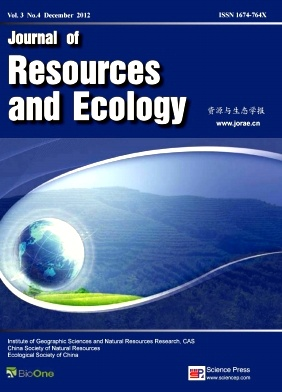 Journal of Resources and Ecology杂志电子版2012年第04期