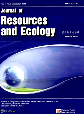 Journal of Resources and Ecology杂志电子版2013年第04期