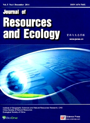 Journal of Resources and Ecology杂志电子版2014年第04期
