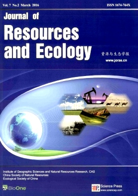 Journal of Resources and Ecology杂志电子版2016年第02期
