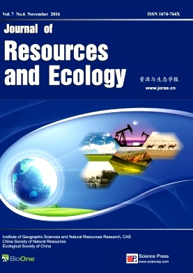 Journal of Resources and Ecology杂志电子版2016年第06期