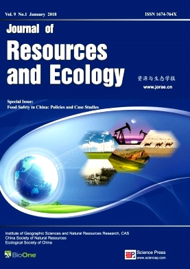 Journal of Resources and Ecology杂志电子版2018年第01期