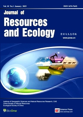 《Journal of Resources and Ecology》2019年01期