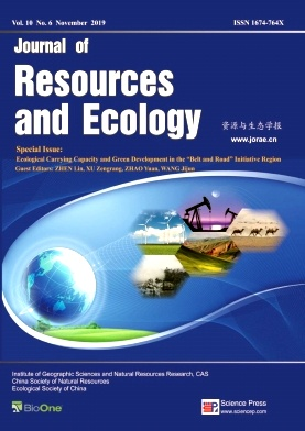 Journal of Resources and Ecology杂志电子版2019年第06期