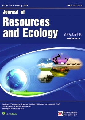 Journal of Resources and Ecology杂志电子版2020年第01期