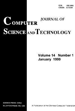 《Journal of Computer Science and Technology》1999年01期